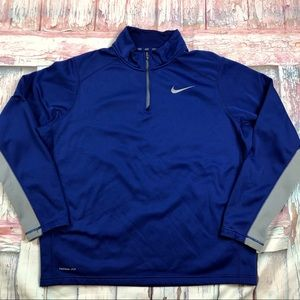 Nike Therma-Fit 1/4 Zip Pullover